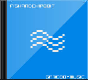 DISCO AZZURRO EP - Fish And Chip 8Bit