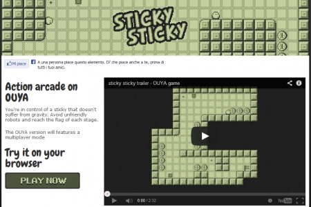stickysticky gametrailer