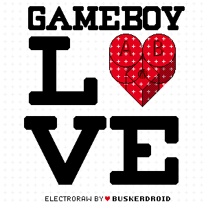 GAMEBOY LOVE EP - Buskerdroid (Released by Da!Heard It Records)
